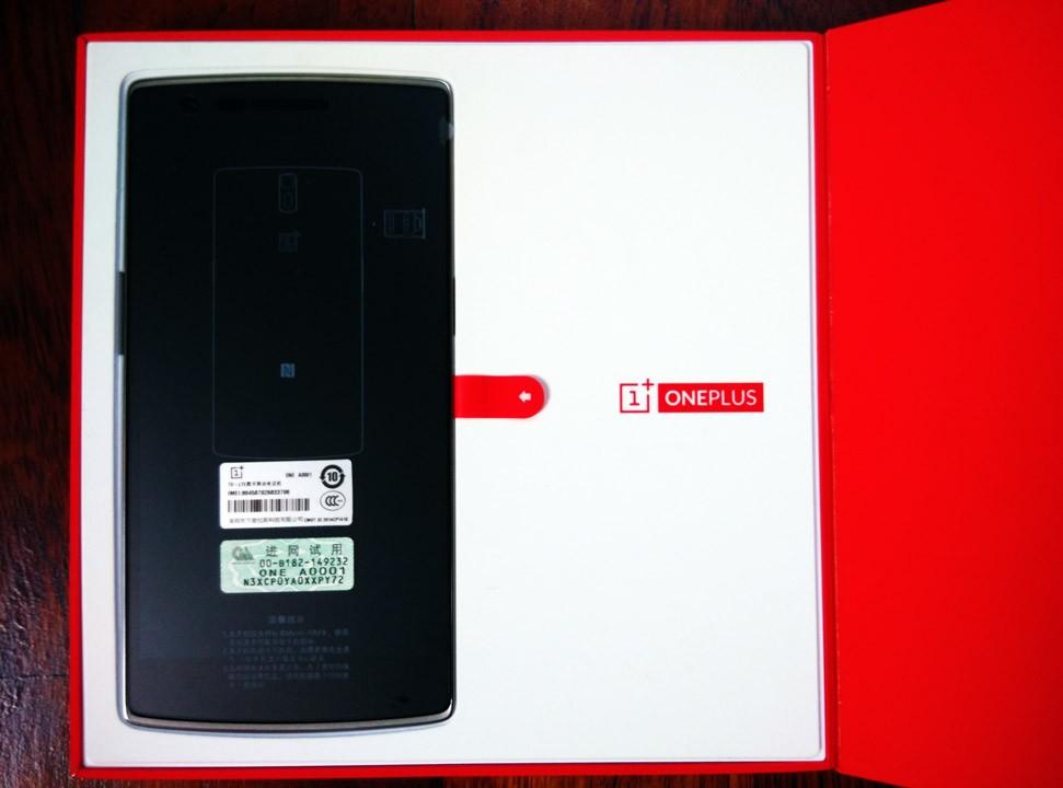 OnePlus One 64GB LTE – Gambar & Ulasan Ringkas