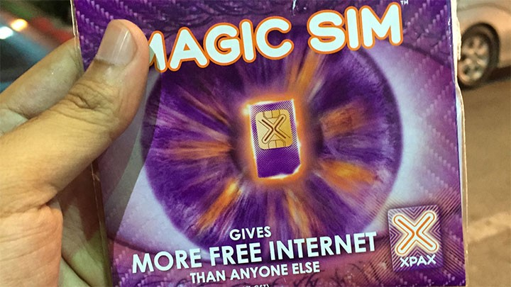 celcom magic sim review