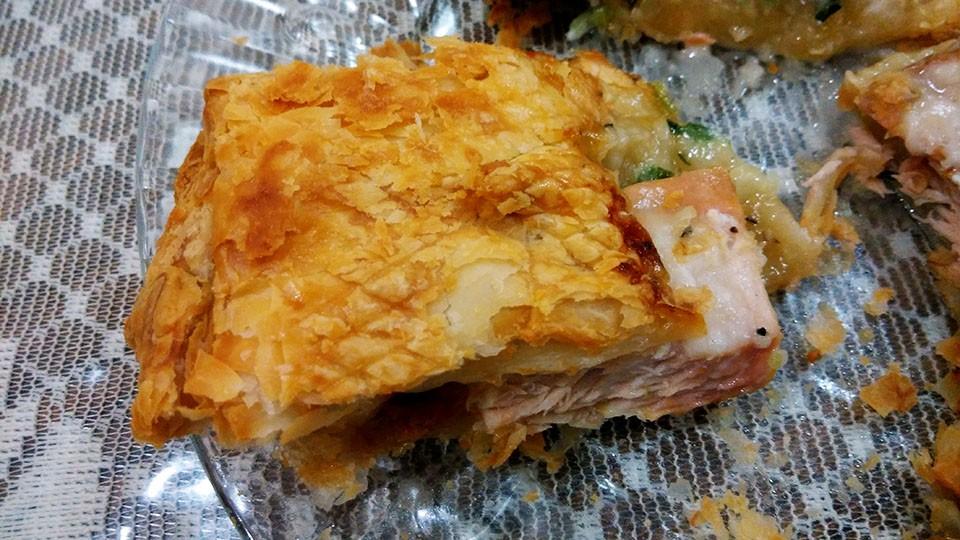 salmon air fryer