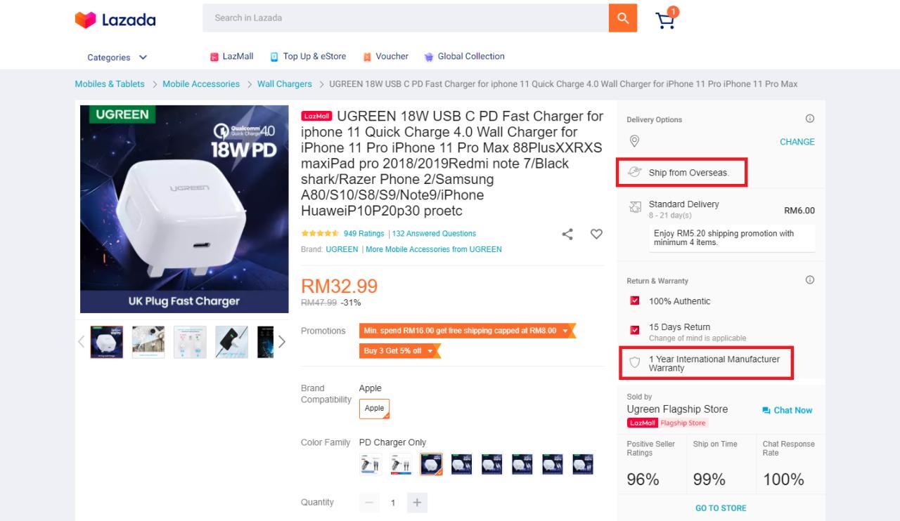 cara beli barang online lazada malaysia 2020