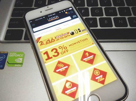 lazada iphone app