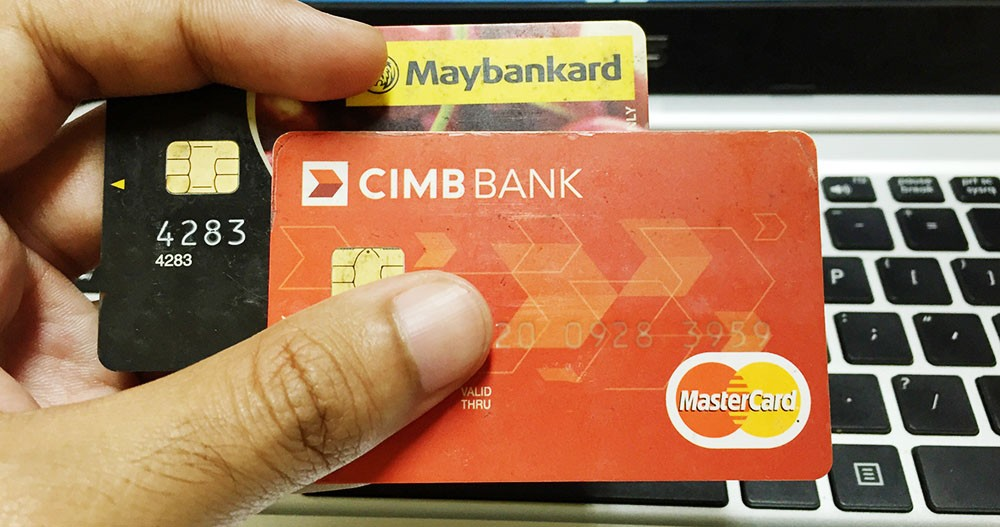 maybank cimb debit card