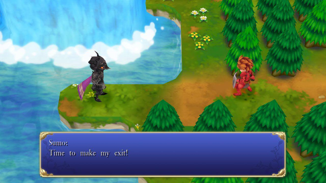 adventure of mana