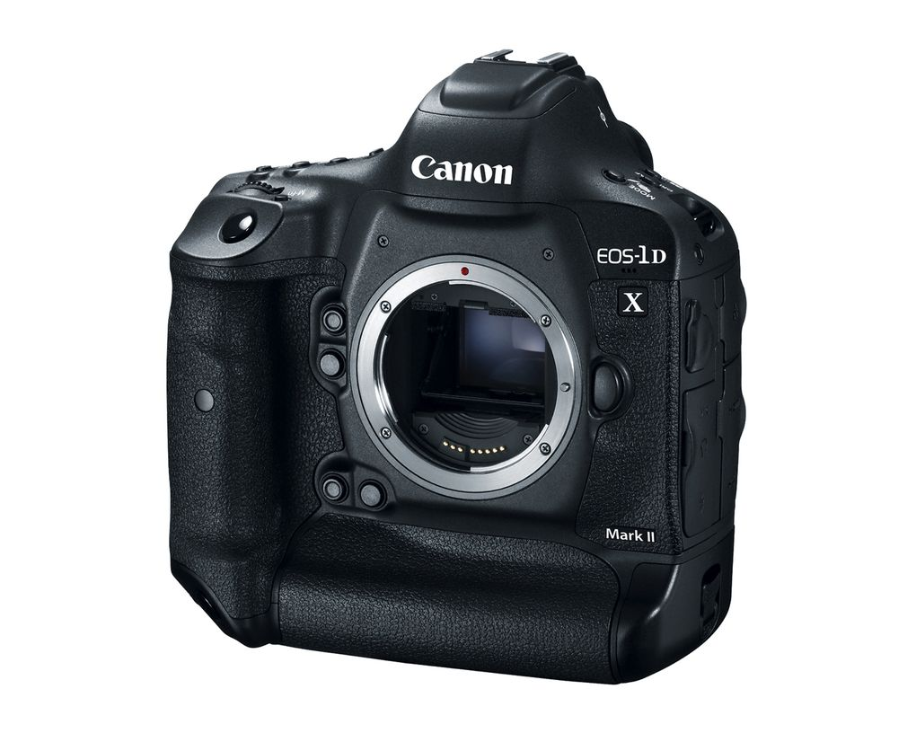 canon 1d-x mark ii