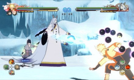Naruto Shippuden : Ultimate Ninja Storm 4 Dilancarkan Di Pelantar Steam, PS4, Xbox One