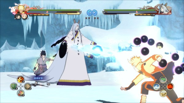 Naruto Shippuden : Ultimate Ninja Storm 4 Dilancarkan Di Pelantar Steam, PS4, Xbox One