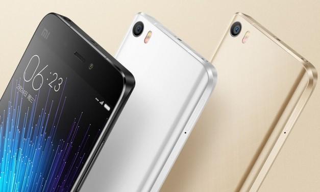 Xiaomi Mi5 Diperkenalkan Secara Rasmi – Kini Lebih Laju dan Elegan