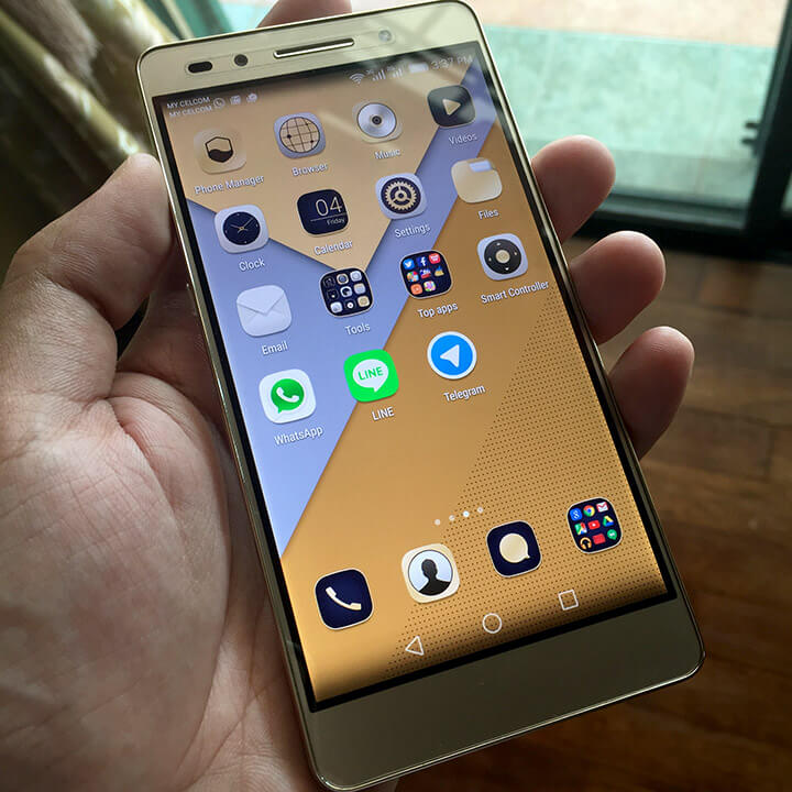 honor 7 enhanced review