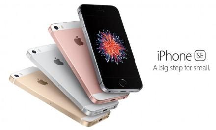 iPhone SE – Spesifikasi Mirip iPhone 6S Dalam Saiz 4 Inci