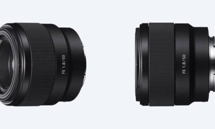 Sony Melancarkan 2 Lens Full Frame Baru – 50mm F1.8 dan 70-300mm F4.5-5.6