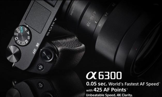 Sony A6300 Kini Dilancarkan di Malaysia – Berharga RM4999 Untuk Body Sahaja (RRP)