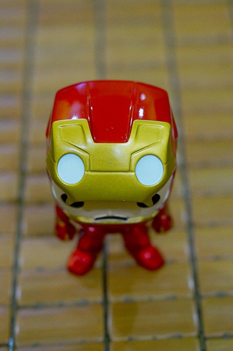 iron man unmasked funko pop civil war