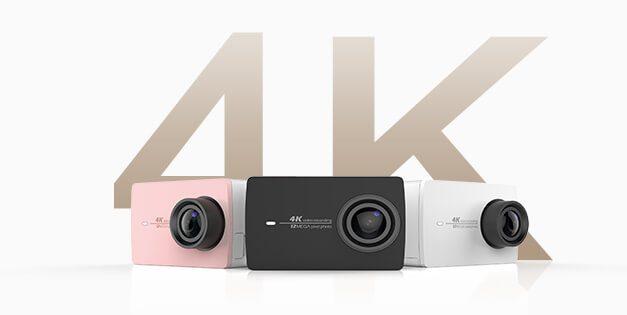 Yi 4K Action Camera Dilancarkan – Lebih Banyak Fungsi Baru Yang Tiada Di GoPro
