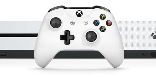 Xbox One S Dilancarkan – Kini 40% Lebih Slim, Menyokong 4K Video dan HDR
