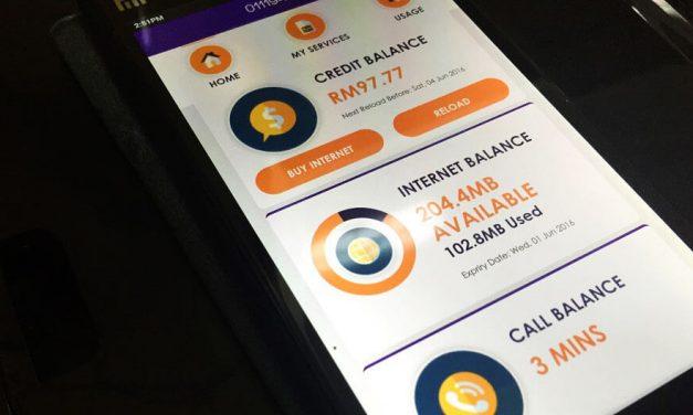 Aplikasi Xpax Untuk Android Dilancarkan – Memudahkan Semak Baki Akaun, Kuota Data