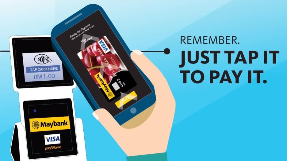 maybankpay mobile wallet