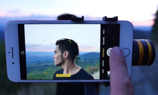 iPhone 7 Plus 'Potrait Mode' Kini Hadir Dalam Versi Beta – Hasilkan Gambar Bokeh Seakan Kamera DSLR