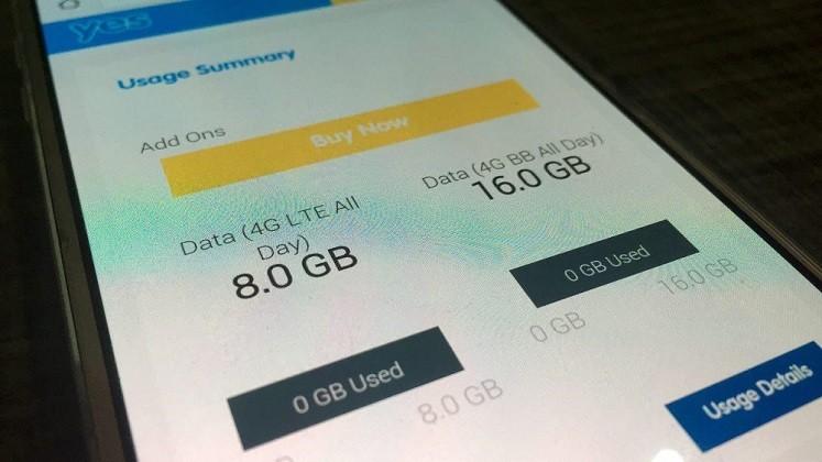 Yes 4g Lte Sim Card Boleh Dituntut Bagi Pelanggan Yes 4g Broadband
