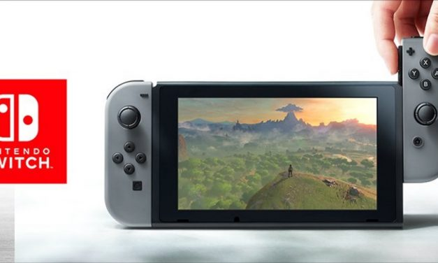 Nintendo Switch – Konsol Hybrid Modular Terbaru Daripada Nintendo