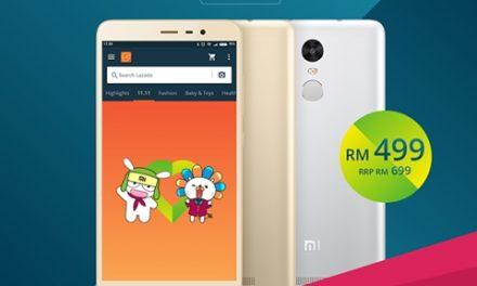 Redmi Note 3 Akan Dijual Pada Harga RM499 (11 – 13 November 2016 Sahaja)