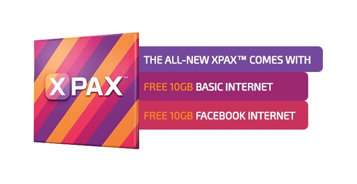 all new xpax