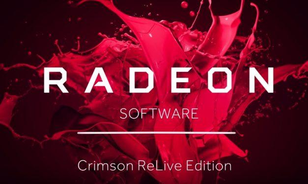 AMD Radeon ReLive Update Membawakan Pelbagai Fungsi Baru Termasuk Game Recording & Streaming