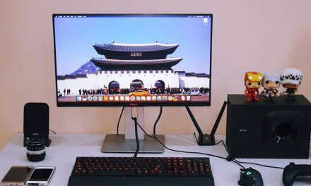PC Hardware Setup : Hackintosh Untuk Produktiviti, Windows Untuk Gaming