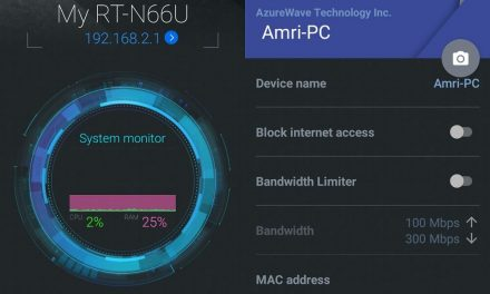Cara Menggunakan Fungsi Bandwidth Limiter Pada WiFi Router