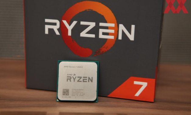 Harga AMD Ryzen 7 Di Malaysia Bermula RM1599 – Akan Dijual Pada Mac Ini