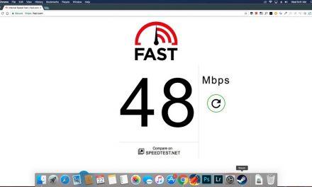 Digi Broadband 100 Speedtest