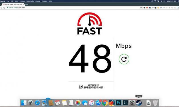 Digi Broadband 100 Speedtest