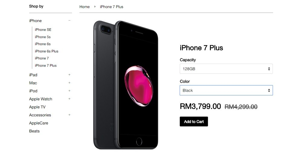 iphone 7 plus murah