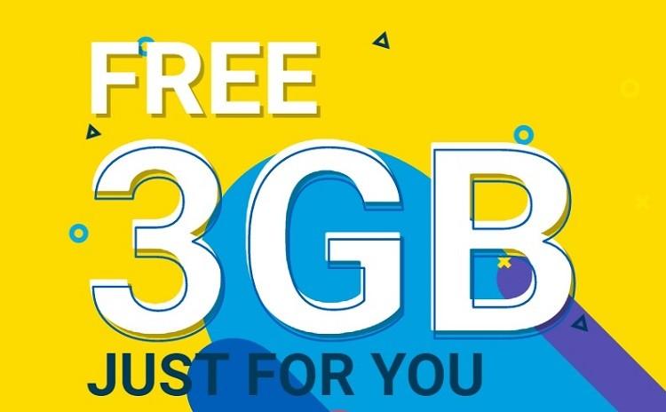 digi 3gb free data