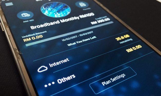Digi Broadband 100 Review – Mobile Broadband Dengan 50GB Data dan Free Youtube Streaming
