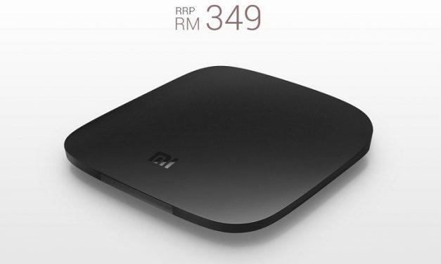 Mi Box Dijual Pada Harga RM349 – 4K Android TV Box Dengan Sokongan Google Cast