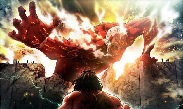 Attack On Titan Musim Ke-2 Kembali Selepas 4 Tahun