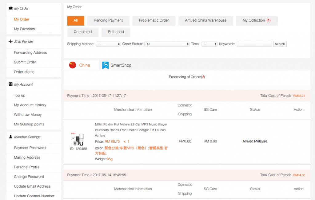 cara beli online di taobao china