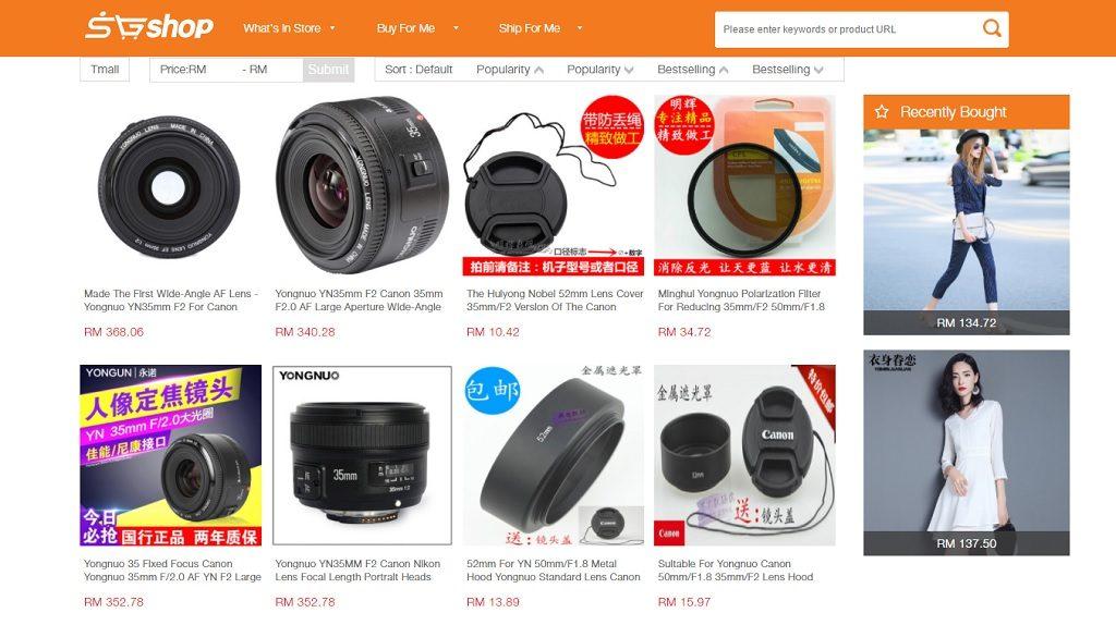 cara nak beli barang di taobao malaysia