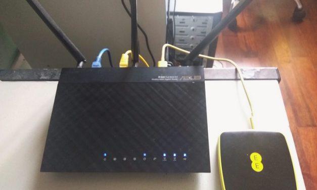 Cara Sambungkan Mifi Dengan Wi-Fi Router Menggunakan USB Cable