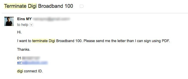 cara-terminate-digi-email