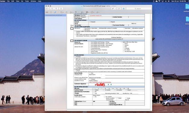 Cara Isi Dokumen PDF Dengan Mudah Di Mac, Windows, iOS, Android