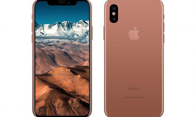 Rekaan iPhone 8, iPhone 7S dan iPhone 7S Plus Didedahkan Lebih Awal Sebelum Pelancaran Rasmi