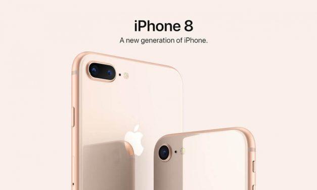 Harga iPhone 8 Bermula RM3649 di Malaysia – Akan Dijual 20 Oktober 2017