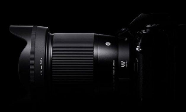 Lens Sigma 16mm F/1.4 DC DN (Sony E Mount, Micro 43) Kini Di Malaysia