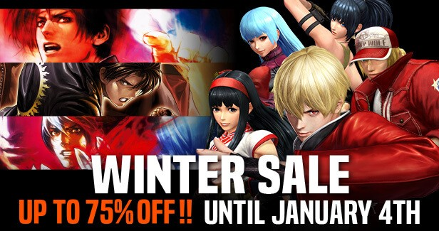kof winter sale