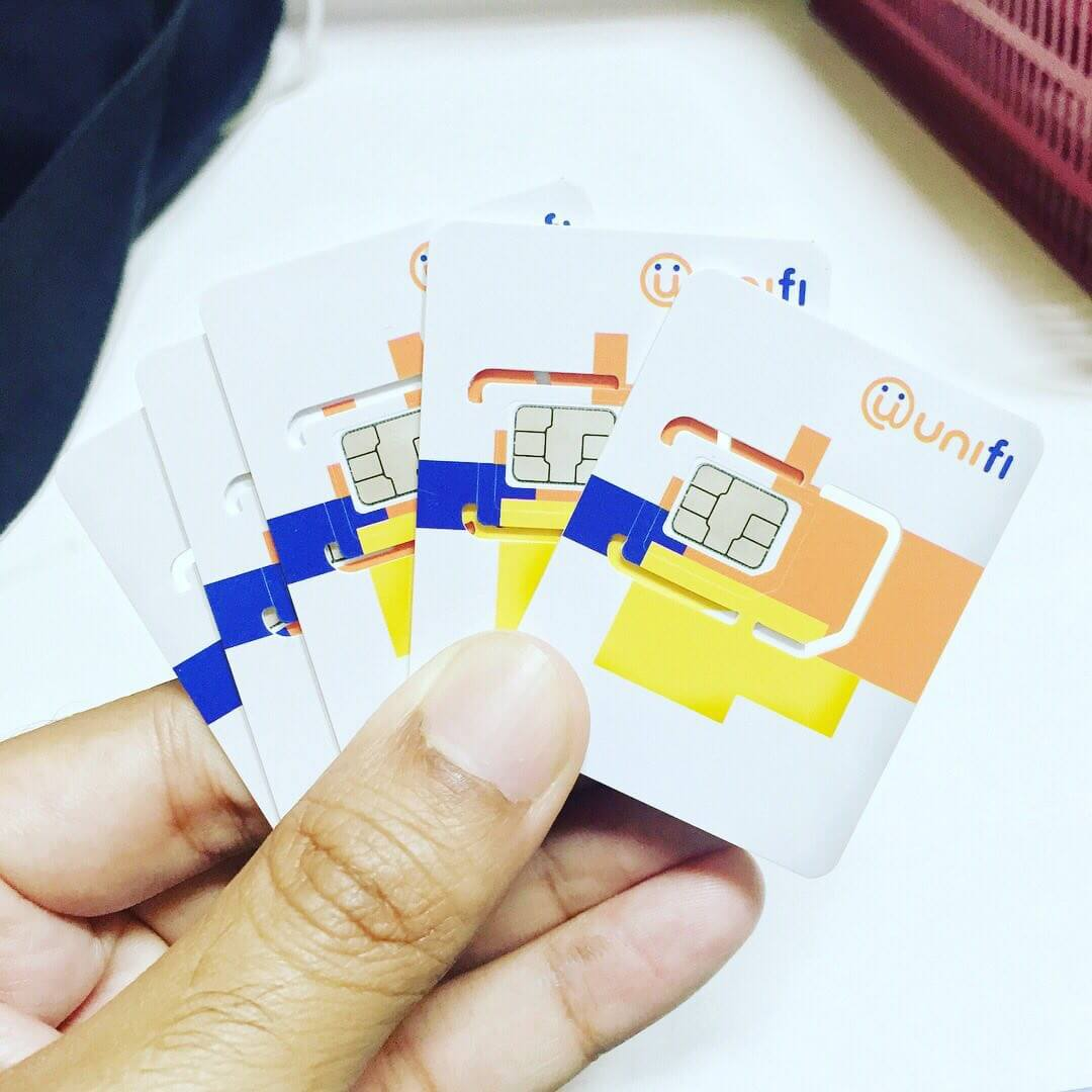 unifi mobile
