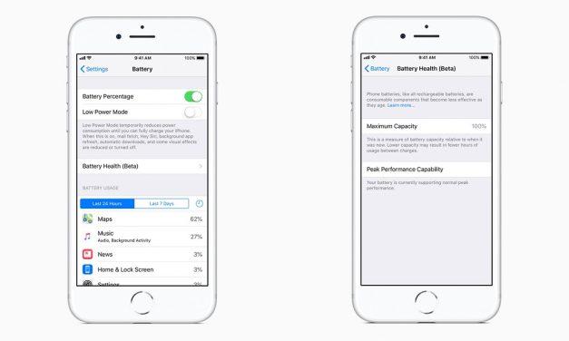 iOS 11.3 Sedia Dimuat-turun – Menambah Fungsi Battery Health Untuk Memeriksa Kesihatan Bateri Dan Pilihan Untuk Mematikan 'CPU Throttle'