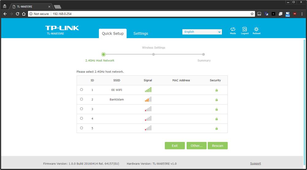 Beaches] Tp link wifi repeater login