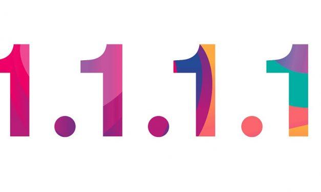 Layari Internet Dengan Lebih Laju Menggunakan Cloudflare DNS 1.1.1.1