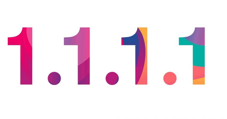 cloudflare dns 1.1.1.1